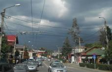 PROGNOZA METEO. Instabilitate atmosferică, ploi şi descărcări electrice în următoarele zile