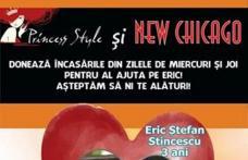 Campanie umanitară susținută de Clubul NEW CHICAGO și Salonul PRINCESS STYLE