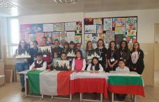 """Experiențe europene a elevilor de la Școala Profesională Specială """"Ion Pillat"""" Dorohoi - FOTO"""