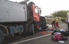 Grav accident rutier în Ungaria. Șapte români care se aflau într-un microbuz au murit