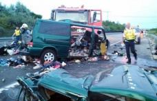 MAE confirmă: Nouă români au murit. Şoferul era Live pe Facebook în momentul producerii accidentului – VIDEO