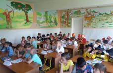 """Elevii Grădiniței """"Alba ca Zăpada"""" din Dorohoi câștigătorii concursului """"Micii Pompieri"""" - FOTO"""