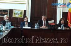 Campanie de prevenire a criminalității și reintegrare socială a persoanelor private de libertate la Dorohoi - FOTO