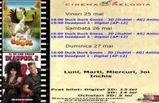 """Vezi ce filme vor rula la Cinema """"MELODIA"""" Dorohoi, în săptămâna 25 – 31 mai – FOTO"""