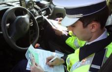 Șoferiță cercetată pentru conducerea unui vehicul neînmatriculat