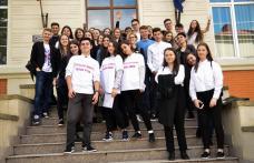 "Colegiul Național ""Grigore Ghica"" Dorohoi - Elevii și momentele contează – FOTO | VIDEO"