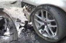 Un șofer din Brăieşti, beat pulbere, a ajuns cu mașina în șanț. Un bărbat, pasager în autoturism a fost rănit