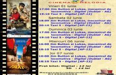 """Vezi ce filme vor rula la Cinema """"MELODIA"""" Dorohoi, în săptămâna 1 – 7 iunie – FOTO"""