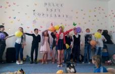 """1 iunie sărbătorit la Școala Gimnazială """"Gheorghe Coman"""" din Brăești - FOTO"""