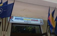 Controale ale inspectorilor școlari în toate școlile din județul Botoșani