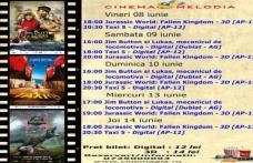 """Vezi ce filme vor rula la Cinema """"MELODIA"""" Dorohoi, în săptămâna 8 – 14 iunie – FOTO"""