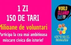 Au început înscrierile pentru Let`s Do It, România! – Pe 15 septembrie 2018 facem curățenie pe toată Planeta într-o singură zi!