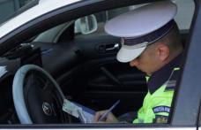 Un nou caz de alcool la volan depistat de polițiștii botoșăneni