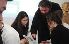 Întâlnire a profesorilor de religie din municipiul Dorohoi dedicată Centenarului Marii Uniri - FOTO