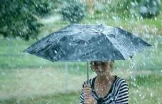 Meteorologii atenționează! Informare meteo de instabilitate atmosferică
