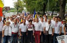 """Comunicat PSD: Doina Federovici: """"Le mulțumesc tuturor botoșănenilor care au participat la mitingul de la București și au fost alături de noi la manif"""