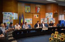 Autoritățile în alertă! Şedinţă extraordinară a CJSU din cauza avertizărilor meteo şi hidro - FOTO