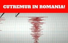 Două cutremure de magnitudini importante, marţi, în România