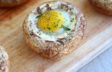 Ciuperci cu ouă