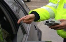 Doi șoferi prinși conducând sub influența alcoolului în Dorohoi