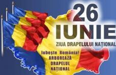 Manifestări organizate cu ocazia Zilei Drapelului Național al României la Botoșani