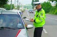 Inconștiență! Depistat în trafic deși avea permisul de conducere suspendat