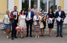 Comunicat PSD: Drapelul Național la rang de cinste - FOTO