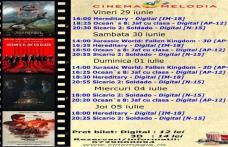"""Vezi ce filme vor rula la Cinema """"MELODIA"""" Dorohoi, în săptămâna 29 iunie – 5 iulie – FOTO"""