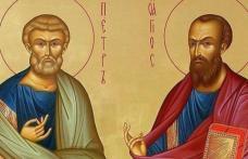 Sf Petru și Pavel 2018. Sărbătoare mare vineri: Tradiții și obiceiuri