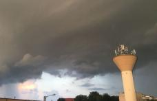 Atenție! Avertizare COD PORTOCALIU de ploi abundente pentru județul Botoșani