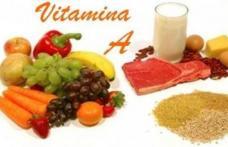 Alimente bogate în vitamina A