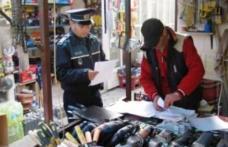 Criminalitate economică: Acţiune pentru combaterea evaziunii fiscale şi a actelor de comerţ ilicit. Vezi ce amenzi s-au dat!