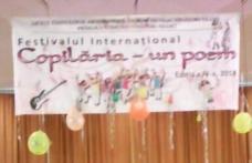"""Premii importante obținute la Festivalul Internațional """"Copilăria - Un poem"""" de câțiva copii de la Clubul Copiilor Dorohoi - FOTO"""
