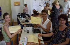 Profesori de la Alexandru Vlahuță Șendriceni prezenți la o activitate de formare prin fonduri europene desfășurată la Ljubliana în Slovenia
