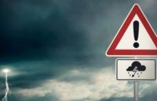 Vremea extremelor. Revin ploile şi grindina. Prognoza meteo pe 3 zile