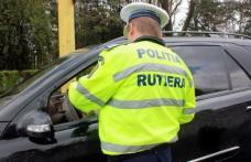 Poliţia face RAVAGII între şoferi: Peste 50 de amenzi și 6 permise suspendate în doar 24 de ore