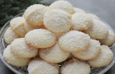 Fursecuri cu nucă de cocos