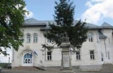 """Anunț privind organizarea licitației gorun la drum auto de către Liceul Teoretic """"Anastasie Bașotă"""" Pomârla"""