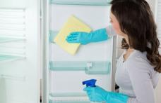 Cât de des ar trebui să cureţi frigiderul şi care sunt cele mai bune metode
