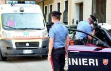 Bebeluşul unei românce din Italia, împuşcat în spate, în braţele mamei, pe o stradă din Roma