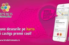 Let`s Do It, România! premiază cei mai implicați voluntari pentru realizarea Hărții Deșeurilor