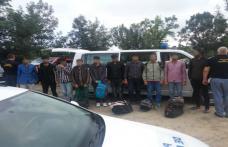 Zece cetățeni pakistanezi şi indieni opriți la frontiera cu Ucraina când încercau să intre ilegal în România