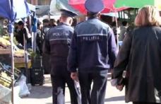 Razie în Bazar și Piața Centrală: 25 amenzi aplicate, bunuri în valoare de 1400 de lei confiscate