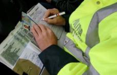Ce tupeu! Un bărbat cu permisul suspendat, a iesit la plimbare cu mașina, prin Botoșani