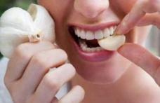 Nu mai consuma usturoi dacă ai una din aceste boli