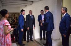Întâlnire cu reprezentanţii Bisericii Tuturor Naţiunilor din Florida la Prefectura Botoșani - FOTO