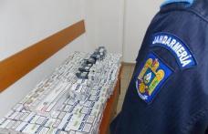 Țigări confiscate de jandarmi în zona Pieței Centrale