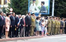Sărbătoarea Imnului Naţional al României, o adevărată desfăşurare de forţe la Botoșani