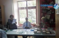 """""""Ultimul haiduc"""" la Dorohoi. Lansare de carte la Biblioteca Municipală - FOTO"""