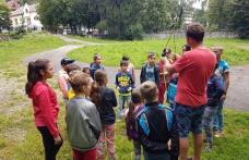 Copiii din Coșula s-au întors din tabăra gratuită de la Sinaia - FOTO